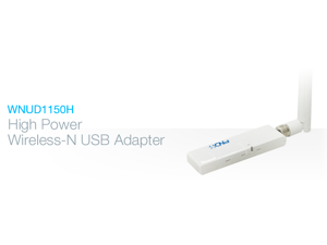 CNet WNUD1150H High Power Wireless-N USB Adapter