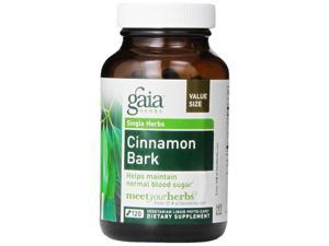 Gaia Herbs Cinnamon Bark 120