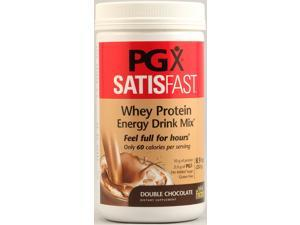 PGX SatisFast Chocolate - Natural Factors - 8.9 oz - Powder