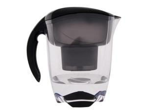 Mavea Water Pitcher, Elmr, Xl, Black, 1 ct