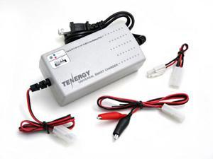 Tenergy TLP-2000 Smart Charger for Li-Ion/LiPo Battery Packs: 3.7V - 14.8V