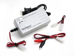 Tenergy TLP-2000 Smart Charger for Li-Ion/LiPo Battery Packs: 3.7V - 14.8V