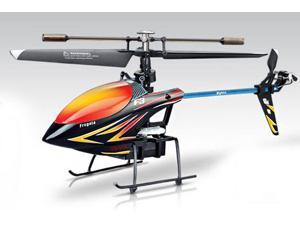 Syma F3 2.4GHz 4-Channel Remote Control Helicopter (Color may vary-Black, White, or Yellow)