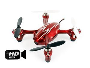 Hubsan X4 (H107C HD) 4 Channel 2.4GHz RC Quad Copter with 720p HD Camera
