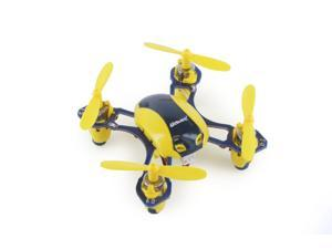 UDI U840 2.4G 6-Channel Nano Quadcopter with Extra Battery - Yellow
