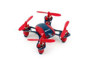 UDI U840 2.4G 6-Channel Nano Quadcopter with Extra Battery - Red