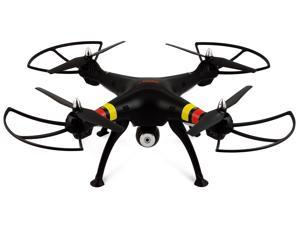 Syma X8W 2.4Ghz 4CH RC Headless FPV (Real Time) Quadcopter with Wifi Camera