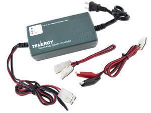Tenergy Smart Universal Charger for NiMH/NiCD Battery Packs: 12V-24V, 0.5A (UL)