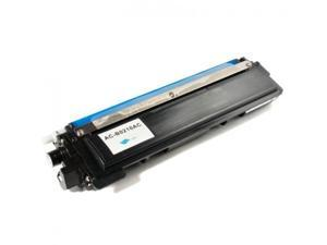 HQ Brother Compatible High Yield TN210 TN-210 Cyan TN210C Toner Cartridge for Brother HL-3040CN HL-3045CN HL-3070CW HL-3075CW MFC-9010CN MFC-9120CN MFC-9125CN MFC-9320CW MFC-9325CW