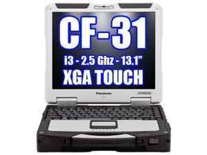 Panasonic Toughbook CF-31 i3-3120M 2.5GHz 320GB 4GB Windows 7