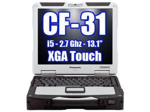 Panasonic Toughbook Cf-31 Intel Core i5-3340M 2.7GHz, 500GB Hard Drive, 4GB Ram, Windows 7