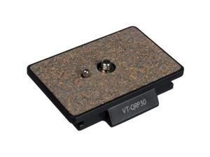 Magnus VT-QRP30 Quick Release Plate for VT-300, 350 & 400 and VPH-20 Tripods