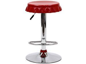 Soda Bar Stool in Red