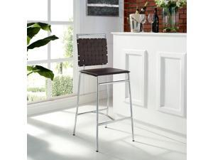Fuse Bar Stool in Brown