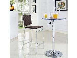 Fuse Counter Stool in Brown