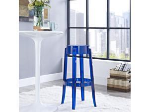 Casper Bar Stool in Blue