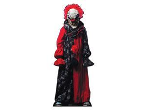 Creepy Clown Lifesized Standup