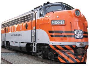 WP 918D Train Lifesized Standup