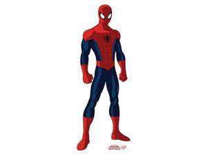 Ultimate Spider-Man Lifesized Standup