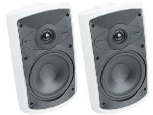 Niles OS6.3 White (Pr.) 6 Inch 2-Way High Performance Indoor Outdoor Speakers