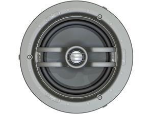 Niles CM8HD (Ea.) 8-In 2-way In-Ceiling Speaker w/ Angled Tweeter (FG01663)