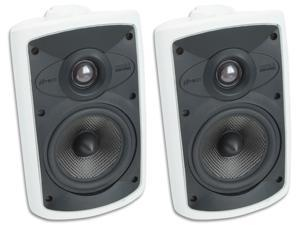 Niles OS5.5 White (Pr.) 5 Inch 2-Way High Performance Indoor Outdoor Speakers