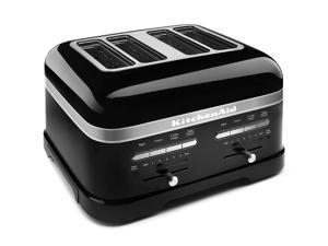 KitchenAid 4-slice Pro Line Toaster - Onyx Black