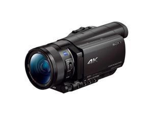 Sony | FDRAX100/B | 4K Ultra HD Handycam Camcorder