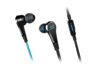 SMS Audio Black SMS-EBV2-BLK Yes Connector Earbud Wired In Ear Head Phone