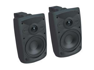Niles OS6.3 Black (Pr.) 6 Inch 2-Way High Performance Indoor Outdoor Speakers (FG00989)