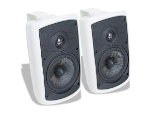 Niles OS6.5 White (Pr.) 6 Inch 2-Way High Performance Indoor Outdoor Speakers
