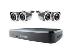 Lorex LNR1141TC4 4Ch 1TB Cloud Connect with 4 x 1080p HD Cameras (Black)