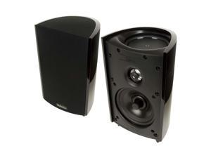 Definitive Technology ProMonitor 800 Black (Pair) Bookshelf Speakers