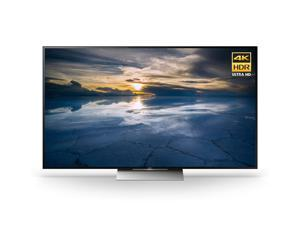 "Sony XBR-55X930D 55"" Class HDR 4K Ultra HD TV With WiFi"