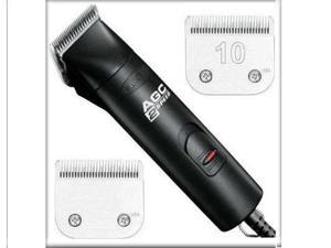 New Andis Pro AGC-2 With Extra Blade Dog Grooming Clipper 2-Speed AGC2 Black NEW