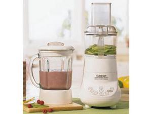 Cuisinart Duet Blender and Food Processor bfp-703 White Manufacturer Refurbished