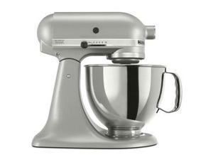Kitchenaid R-KP26M1Xnp Pro 600 Stand Mixer 6 qt Nickel Pearl BIG Large Capacity Manufacturer Refurbished