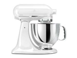 Kitchenaid Stand Mixer Tilt ksm150psww Artisan Tilting White rk150ww Beautiful Manufacturer Refurbished