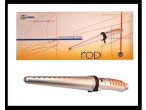 "Hai Elite Digital Ceramic Ionic Tourmaline 1.5"" Rod Curling Iron New"