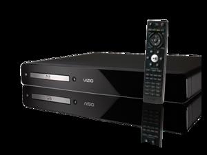 VIZIO R-VBR210 Blu-Ray Player with Wireless Internet Application, Black  Mqanufacturer Refurbished