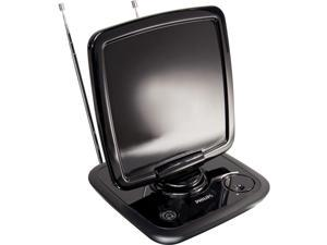 New Philips SDV6122T/27 Digital HDTV Amplified TV Antenna 20db UHF/VHF Power LED