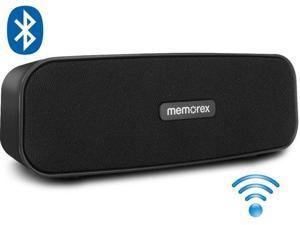 Memorex MW212 Universal Portable Bluetooth Wireless Speaker