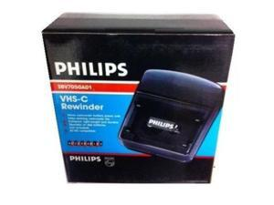 Philips VHS-C (compact vhs tape) Rewinder Prolong Camcorde