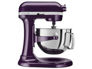 KitchenAid 600 Capacity 6-Quart Pro Stand Mixer Kp26m1ppb Plum-Berry Purple