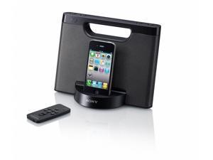Sony Portable RDP-M5iP Compact Speaker Dock