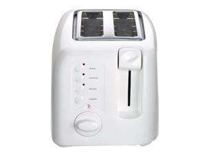 Cuisinart CPT-120 2-Slice Bagel Bread Toaster Defrost Cool-Touch Compact White