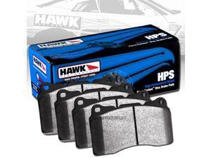 2013 Audi allroad  Hawk  HPS Performance Street w/0.658 Thickness&#59; HB642F.658-Rear