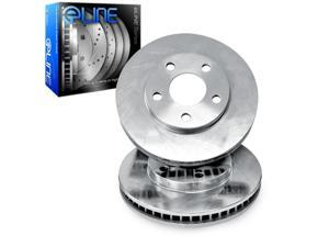 "Brake Rotors 2 FRONT ELINE ""O.E. FACTORY REPLACEMENT"" DISC RT03032"
