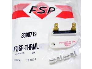 WHIRLPOOL 3390719 Dryer Thermal Fuse