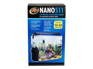 Zoo Med Nano 511 External Canister Filter